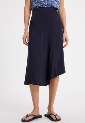 Pleated skirt - night sky