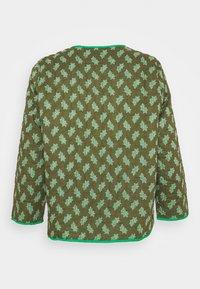 Noa Noa - Lehká bunda - print green - 1