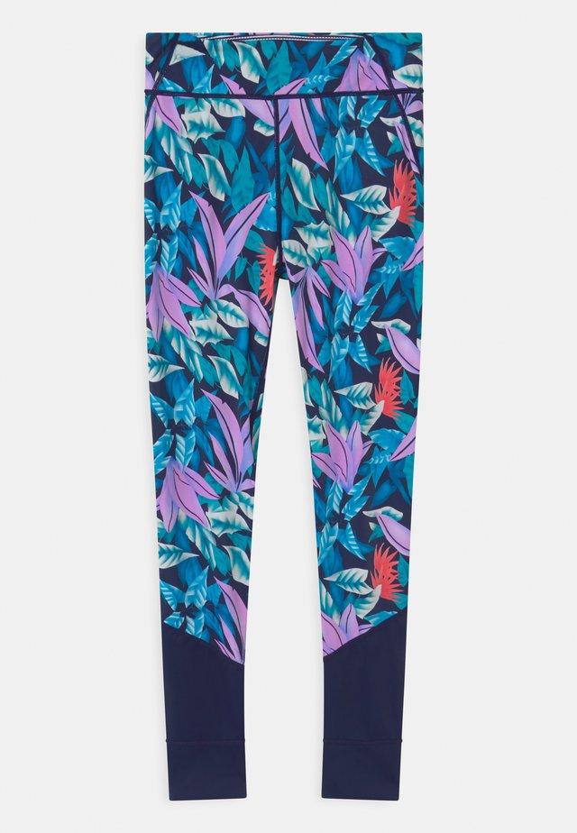Swimming trunks - blue/purple