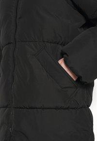 Weekday - RUT PUFFER JACKET - Winter coat - black - 5