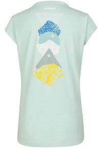 Mammut - MASSONE - T-shirt con stampa - dark frosty - 3