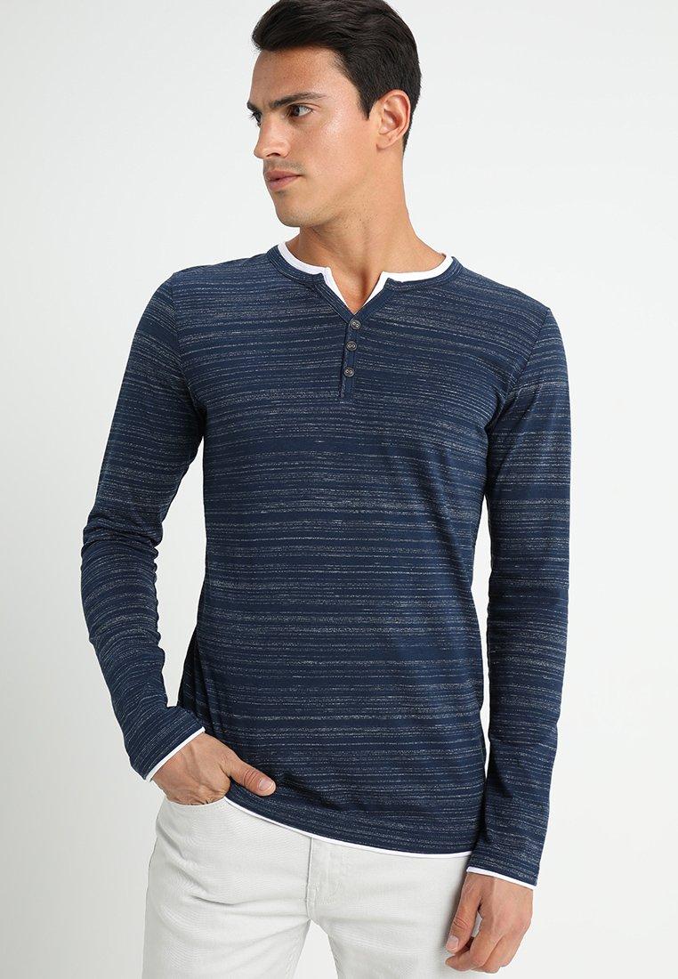 Esprit - Long sleeved top - navy