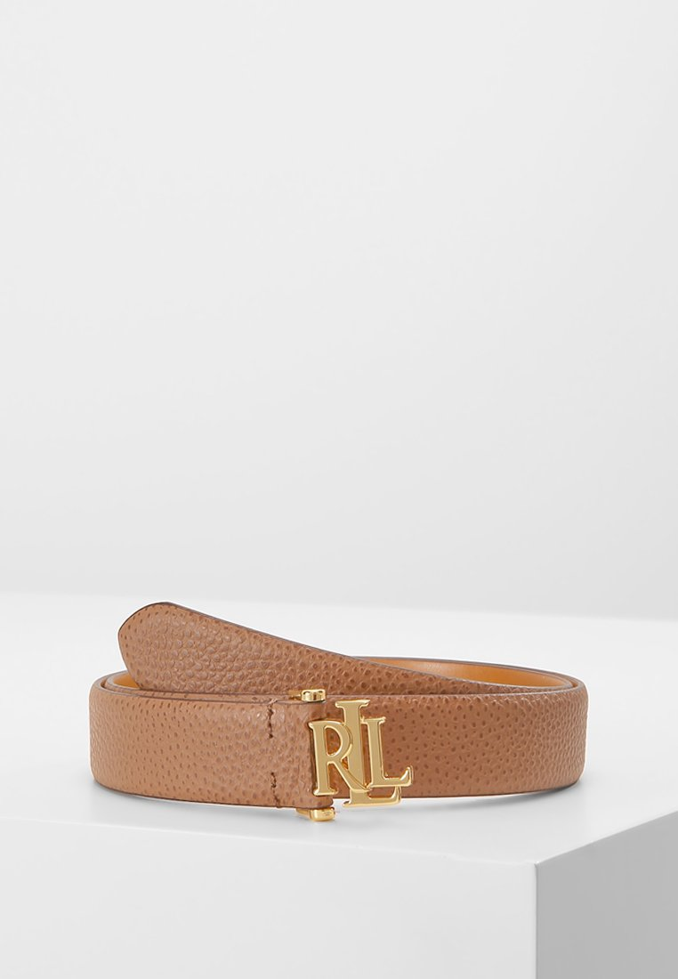 Lauren Ralph Lauren - CARRINGTON - Ceinture - field brown