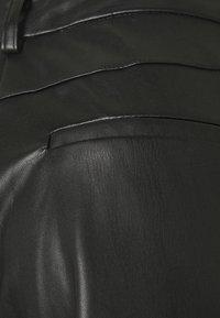 Noisy May - ANKEL PANTS - Bukse - black - 2