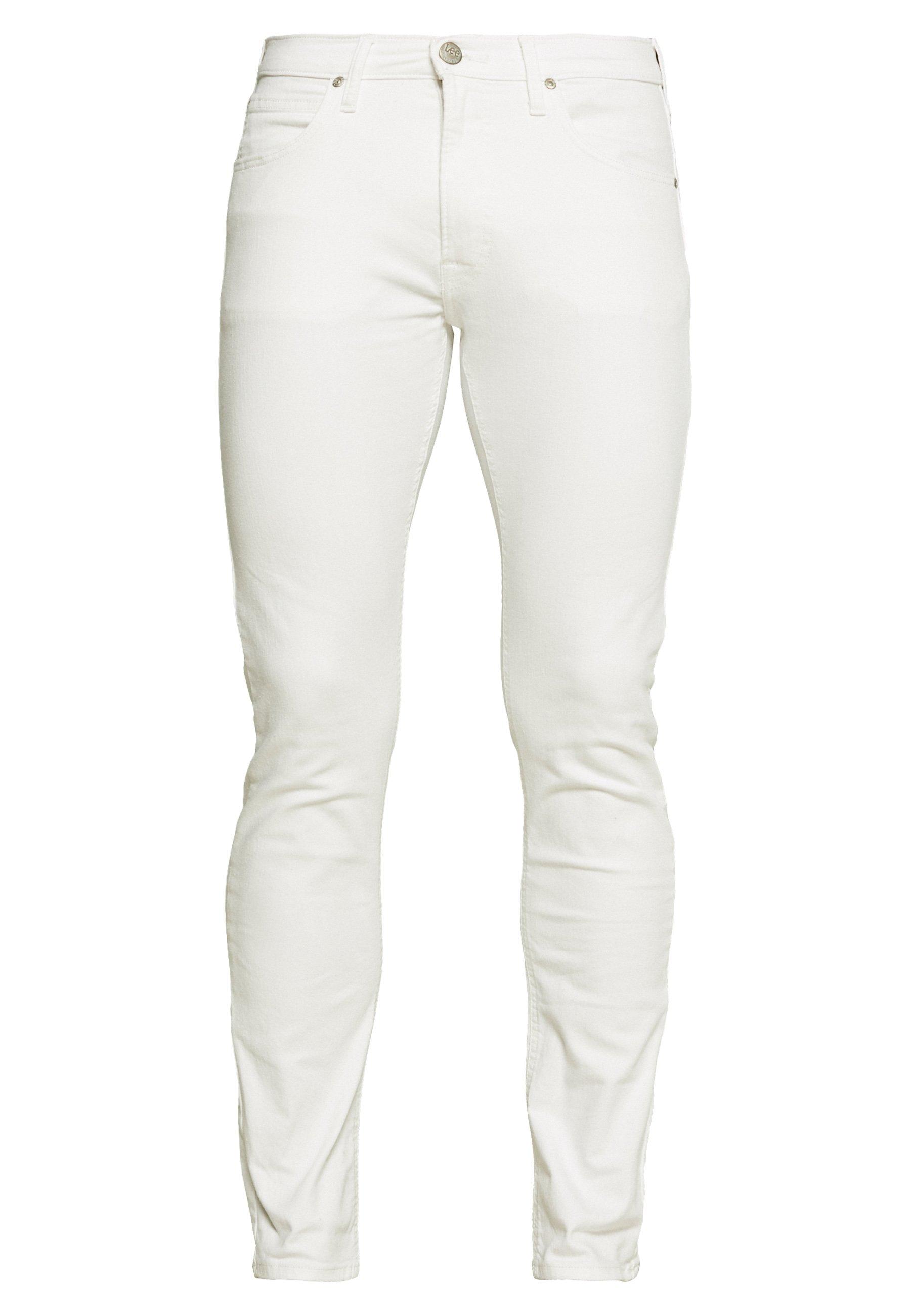 Lee LUKE - Jean slim - off white