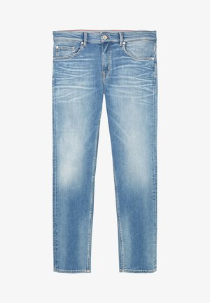 SJOBO - Slim fit jeans - snug light wash