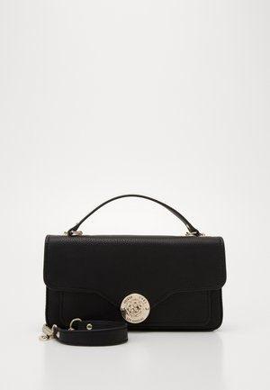BELLE ISLE XBODY FLAP - Handbag - black