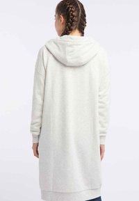 myMo - Zip-up hoodie - wool white - 2