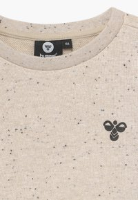 Hummel - CROPPED - T-shirt con stampa - cement - 3
