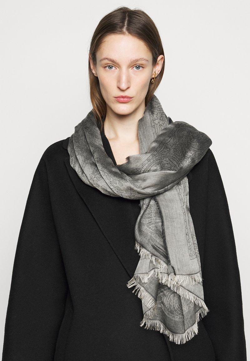 WEEKEND MaxMara - ORTLES - Šátek - grey