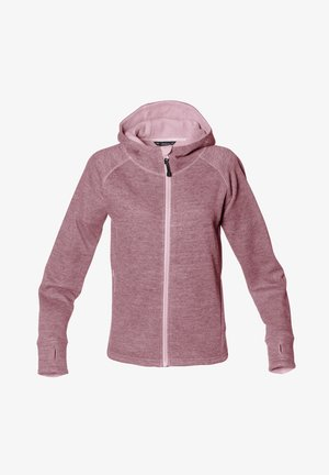 Fleecejakker - dusty pink
