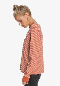 Roxy - SUNLIT DREAM  - Long sleeved top - auburn me stripes - 3