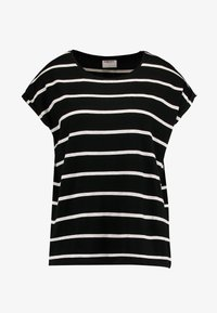Vero Moda - VMAVA  - T-shirt imprimé - black - 3