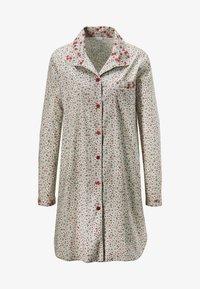 MADELEINE - Pyjama top - taupe/multicolor - 4
