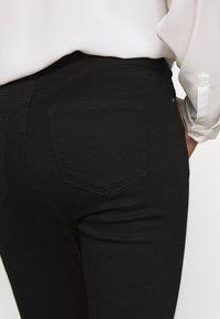 Dorothy Perkins Petite - SHAPING JEAN - Jeans Skinny Fit - black - 3