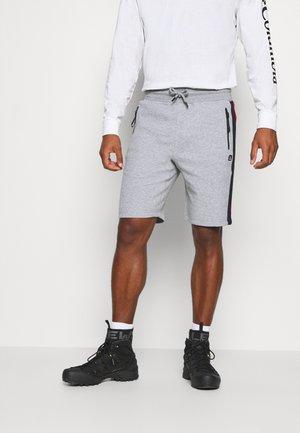 LUHTA KIRJAVALA - kurze Sporthose - light grey