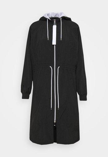 FASSANDRA - Classic coat - black
