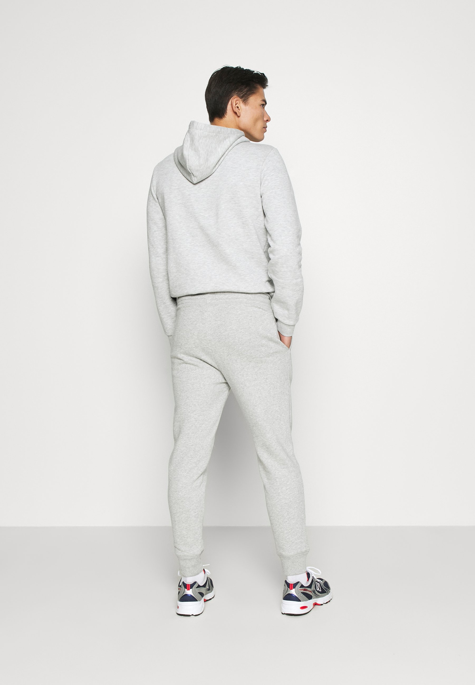 GAP V-EXL FAMILY MOMENT LOGO JOGGER - Tracksuit bottoms - light heather grey 0RPIs