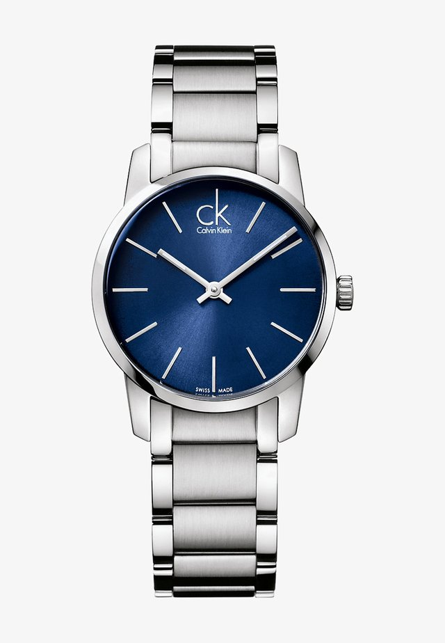 CITY LAY   - Watch - silver-coloured
