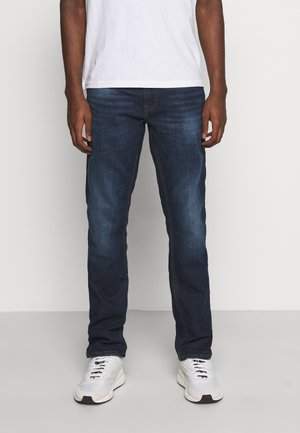Džíny Straight Fit - denim middle blue