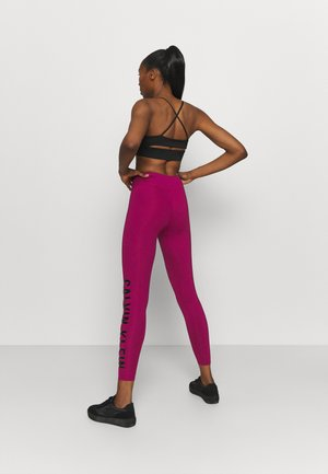 FULL LENGTH - Legginsy - pink