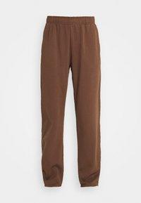 Jaded London - NEUTRALS JOGGER IN RELAXED FIT - Pantalon de survêtement - brown - 4
