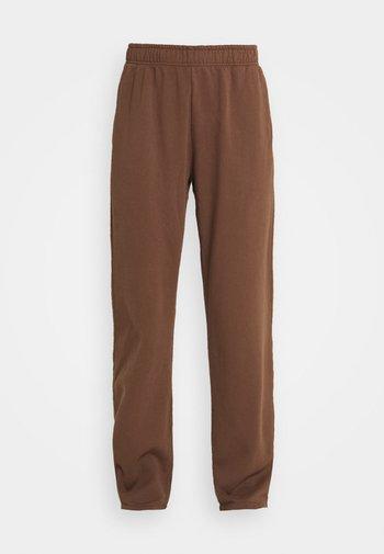 NEUTRALS JOGGER IN RELAXED FIT - Pantalon de survêtement - brown