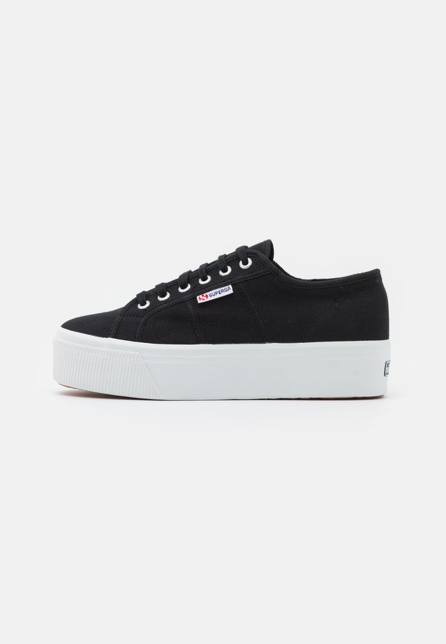 2790 UP & DOWN - Trainers - black/white