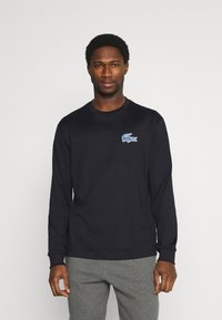 Lacoste - Long sleeved top - abimes - 0