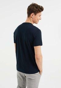 WE Fashion - Print T-shirt - dark blue - 2
