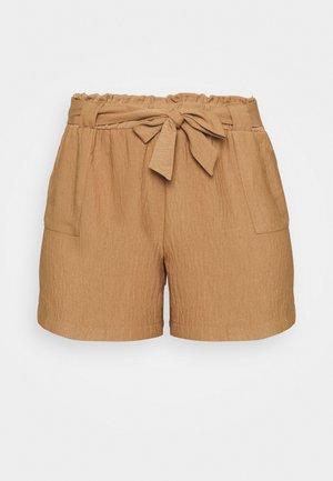 TIE - Shorts - camel