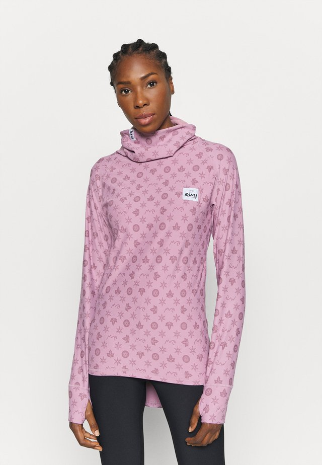 ICECOLD - Long sleeved top - light pink
