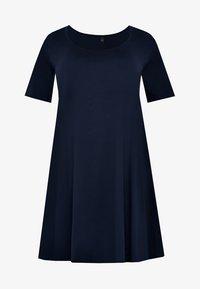 Yoek - Day dress - dark blue - 3