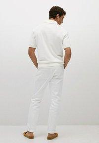 Mango - AZULEJOP - Polo shirt - ivoire - 2
