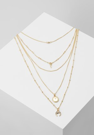 ONLVIOLET NECKLACE - Collana - gold-coloured