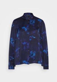 PS Paul Smith - SHIRT - Button-down blouse - dark blue - 6