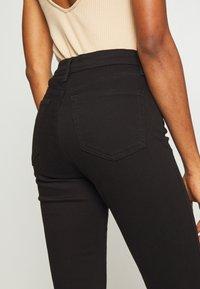 Topshop - JAMIE - Jeans Skinny Fit - black - 4