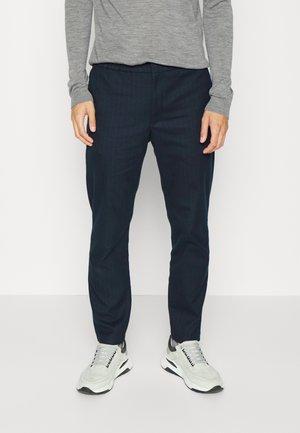 FOSS - Trousers - navy