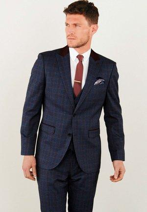 TAILORED FIT  - Blazer jacket - blue