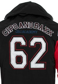 Cipo & Baxx - Zip-up hoodie - black - 2