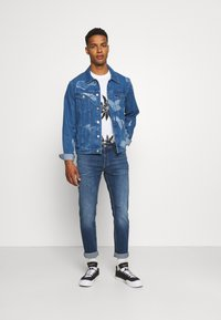 Jack & Jones - ORIGINAL - Jeans straight leg - blue denim - 1