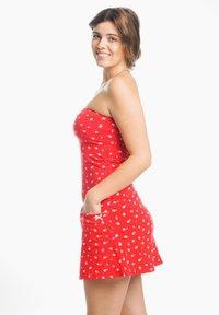 Strange - Cocktail dress / Party dress - red - 3