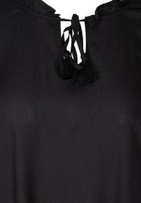 Zizzi - Day dress - black - 4