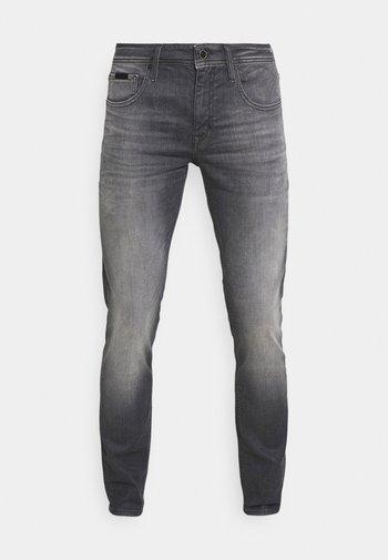 OZZY IN POWER STRETCH - Slim fit jeans - steel greey