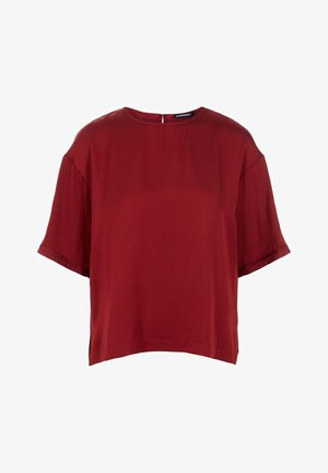 BONNIE - Blouse - chili red