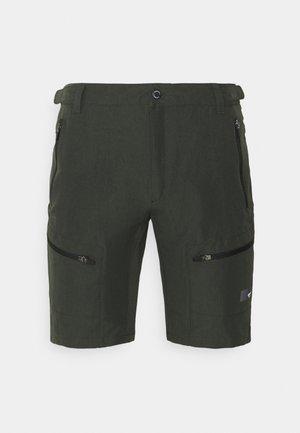 CARLTON - kurze Sporthose - dark green