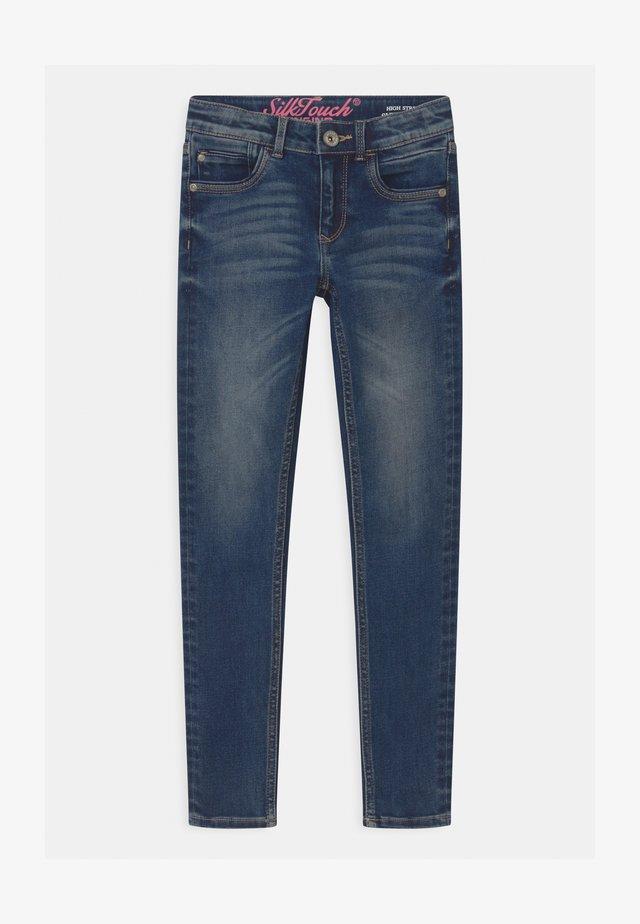 BELIZE - Jeans Skinny Fit - dark-blue denim