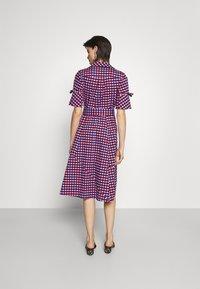 Diane von Furstenberg - REBECCA DRESS - Shirt dress - multi coloured - 2