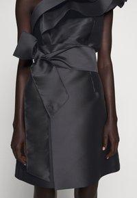 Alberta Ferretti - Cocktail dress / Party dress - black - 4