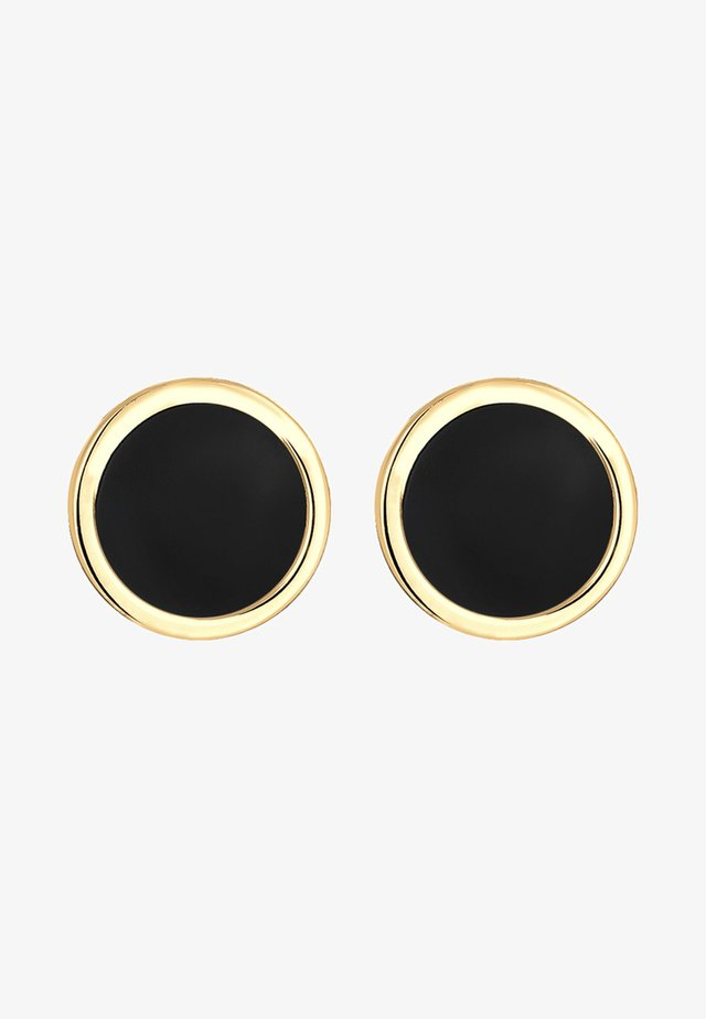 BASIC KREIS - Boucles d'oreilles - gold-coloured